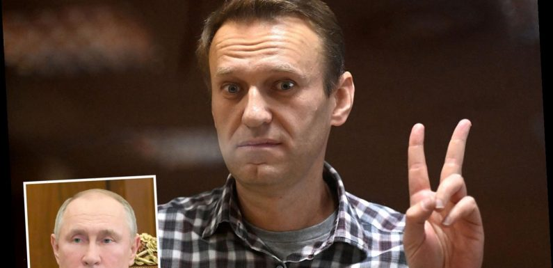 Putin enemy Alexei Navalny LOSES appeal over 3-year jail term despite European Court of Human Rights order to free him