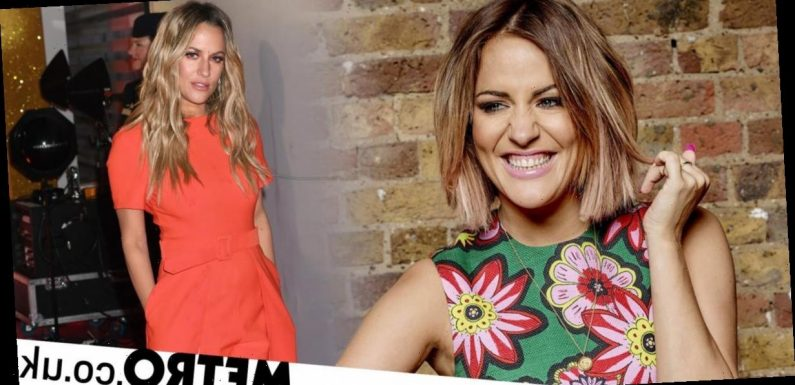 Caroline Flack's ex pays tribute on first anniversary of her death