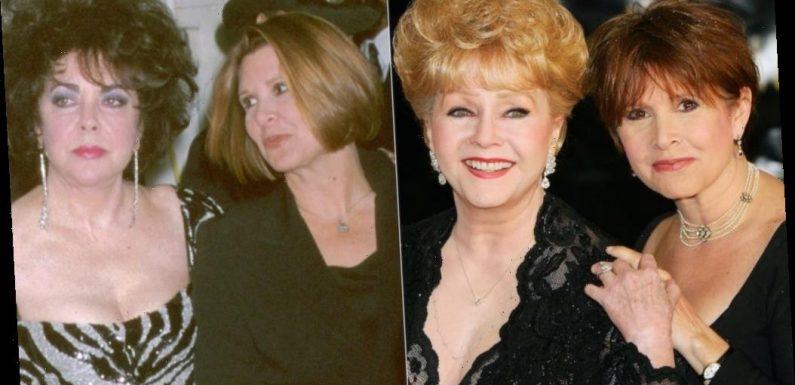 Carrie Fisher, Debbie Reynolds, and Elizabeth Taylor Had a 'Unique Bond,' Despite the Eddie Fisher Drama