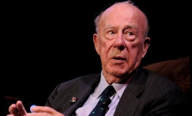 George Shultz, Ronald Reagan's Secretary of State, Dies at 100
