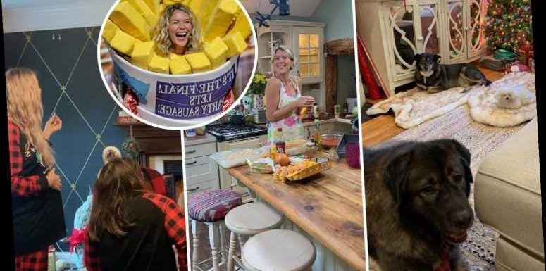 Inside Joss Stone's gorgeous Devon cottage after she wins The Masked Singer as Sausage