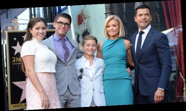 Kelly Ripa Opens Up About Son Joaquin Consuelos' Dyslexia & Dysgraphia Battle: I Thought He'd Never Go To College