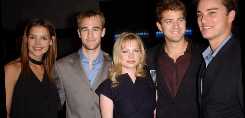 'Dawson's Creek': When Do Pacey and Joey Kiss? It's Much Earlier Than Fans Think