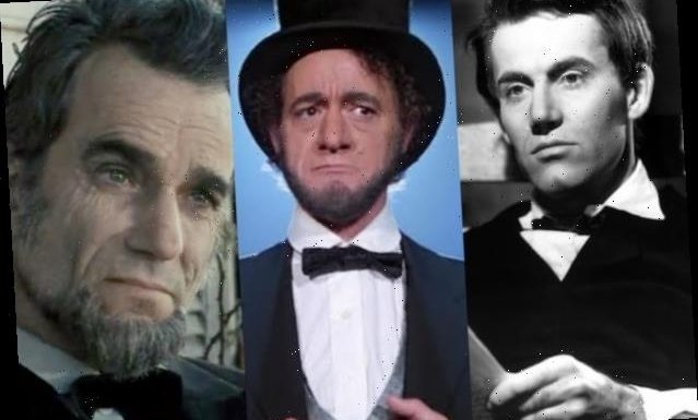 14 Stars Who've Played Abraham Lincoln, From Henry Fonda to Daniel Day-Lewis (Photos)