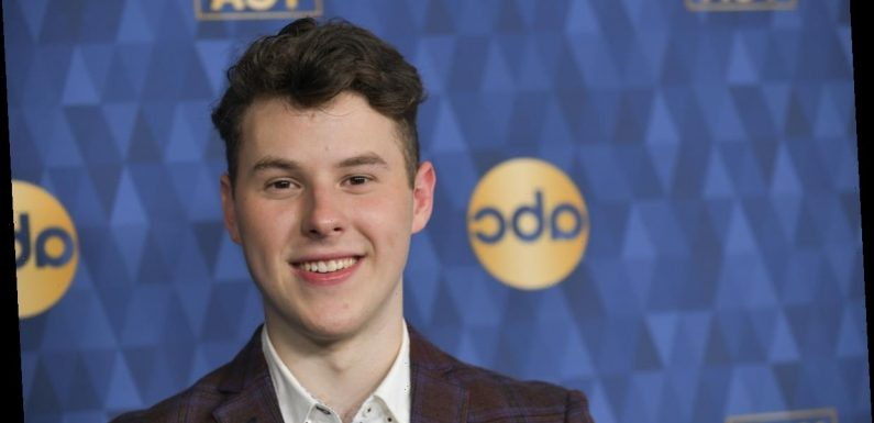 'Modern Family': Nolan Gould Has Been Building More Than Muscles During the Pandemic (Exclusive)