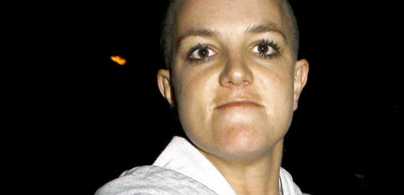 When did Britney Spears shave her head? – The Sun