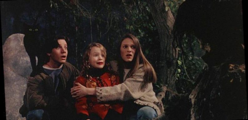 Hocus Pocus kids look unrecognisable as they reunite for cult film's 25th anniversary