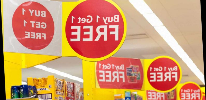 A quarter of Brits worried ban on BOGOF offers will mean they can't afford weekly shop, fresh poll reveals