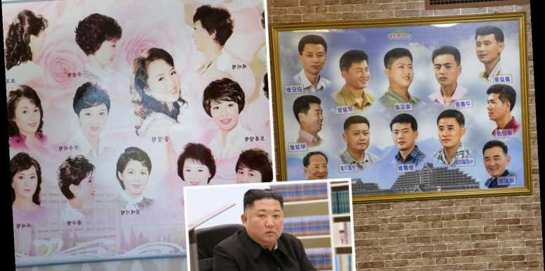 Kim Jong-un bans 'non-socialist' hairdos, tight jeans & earrings as North Koreans face being ARRESTED for breaking rules