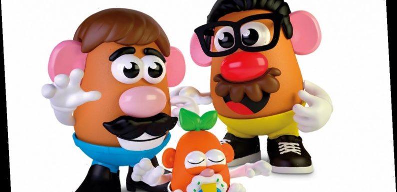 Did Mr. Potato Head go gender neutral?