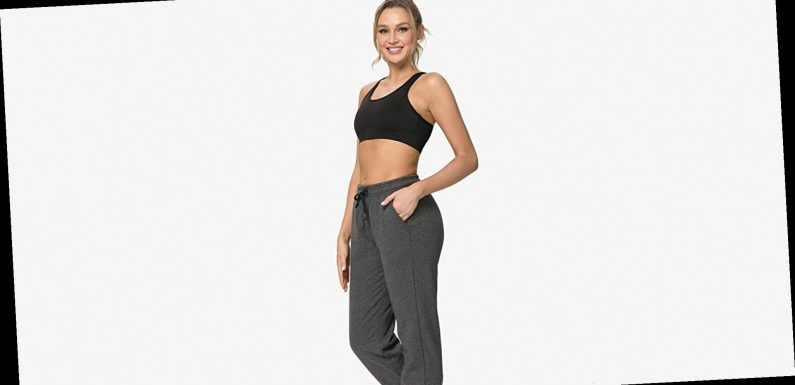 These Thick and Cozy Fleece-Lined Sweats Are a Jogger Dream Come True