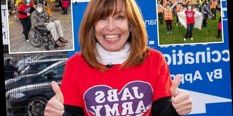 After THAT Covid blunder, Sky's Kay Burley joins The Sun's Jabs Army