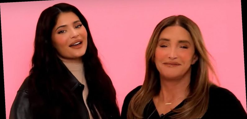 Watch Kylie Jenner Do Caitlyn Jenner's Makeup for the 1st Time
