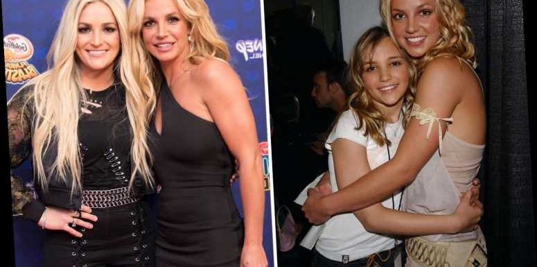 Britney Spears' sister 'attends virtual Free Britney rally' as mom & boyfriend Sam 'want her OUT of conservatorship'