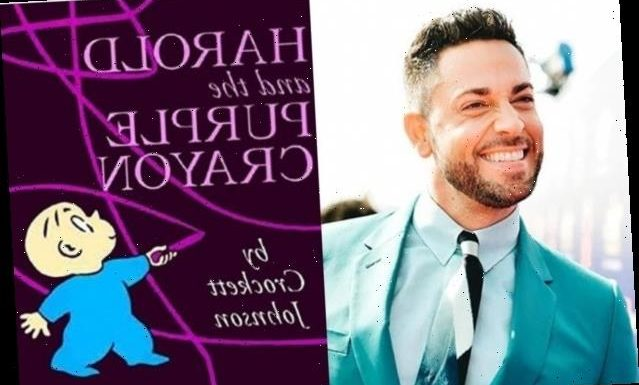 Zachary Levi to Star in Live-Action 'Harold and the Purple Crayon' at Sony
