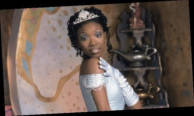 Brandy Transforms Into Cinderella Again For Epic Video 24 Years After Her Version Of The Film – Watch
