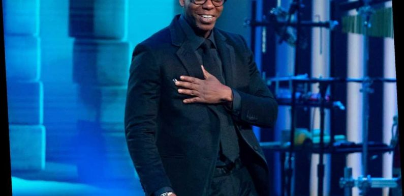 'Chappelle's Show' back on Netflix with Dave Chappelle's blessing