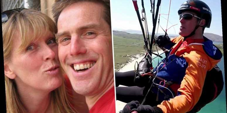 Brit paraglider, 53, stabbed to death in Mongolia for his wallet told wife he felt safer there than in Manchester