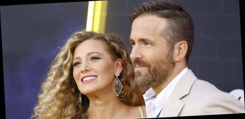 Ryan Reynolds Dyed Blake Lively's Hair