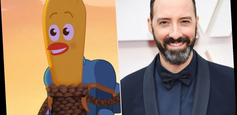 Tony Hale Says His Character in Archibald's Next Big Thing Has 'Become My Role Model'