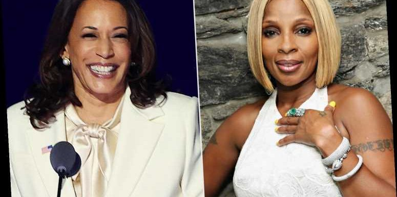 Mary J. Blige 'Surprised' Vice President Kamala Harris Used Her Song 'Work That' for Election Victory Speech