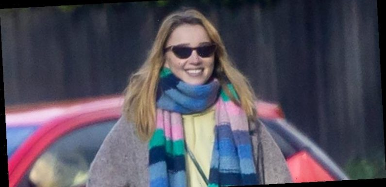 Bridgerton's Phoebe Dynevor Traded Her Corset for This Ubiquitous Celebrity Trend