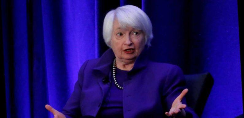 Janet Yellen calls meeting with financial regulators over GameStop frenzy
