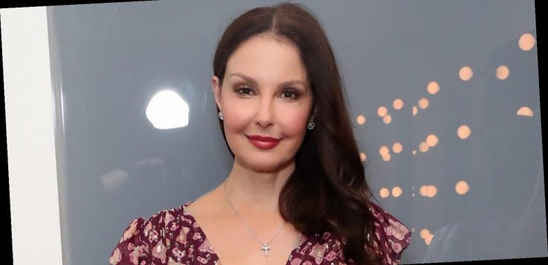 Ashley Judd Shares Photos from 'Grueling 55-Hour' Rescue After Leg Injury in Africa