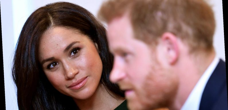 The Sweet Way Meghan And Harry Paid Tribute To Diana With Their Pregnancy Announcement