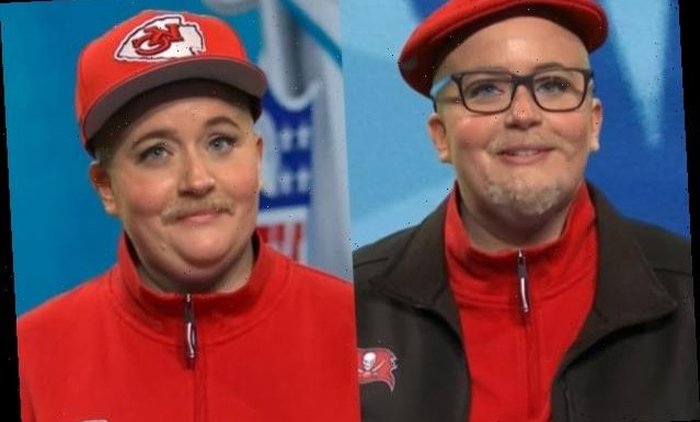 'SNL': Aidy Bryant Plays Both Super Bowl Coaches in Cold Open (Video)