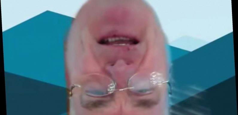 GOP congressman gets stuck upside down during Zoom House meeting