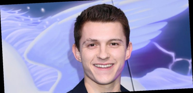 Tom Holland Wants to Be Next James Bond: 'I Look Pretty Good in a Suit'