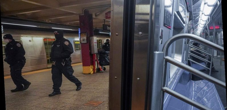 NYC transit workers worry about safety amid a spike in subway violence
