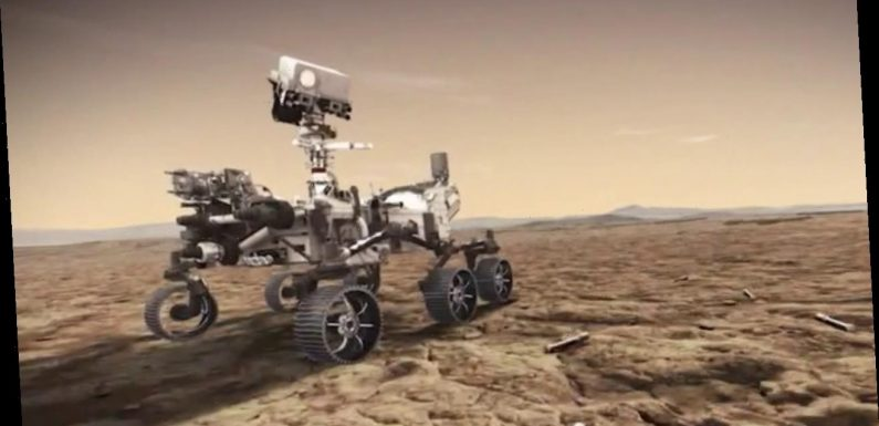 'Building blocks of life exist' on Mars, former NASA administrator confirms
