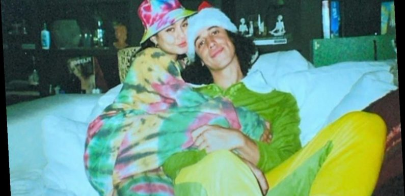 Vanessa Hudgens Confirms Cole Tucker Romance on Valentine's Day
