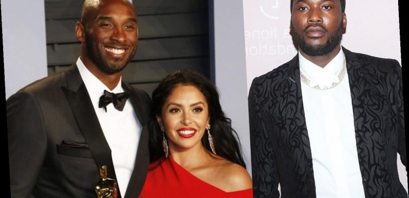 Meek Mill Apologizes to Kobe Bryant's Widow in Private Following Insensitive Song Lyrics