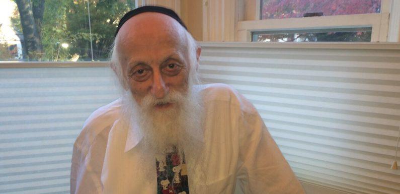 Abraham Twerski, Who Merged 12 Steps and the Torah, Dies at 90
