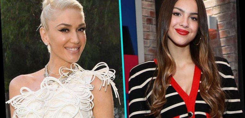 Gwen Stefani Praises Olivia Rodrigo for Her First Heartbreak Song