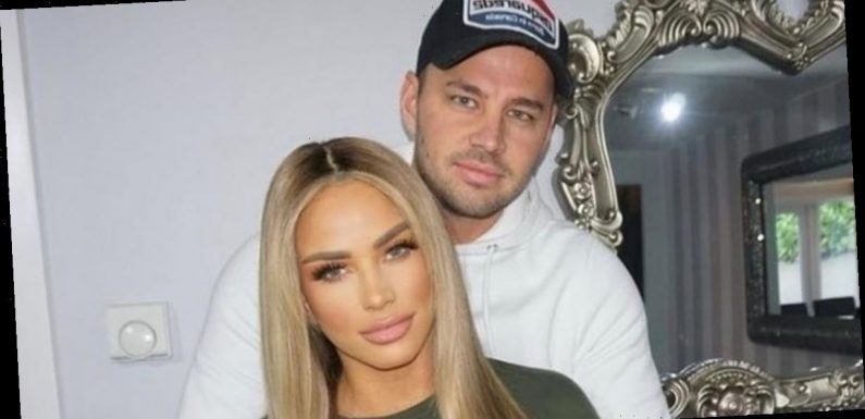 Katie Price shares craving for McDonalds after appearing to confirm pregnancy