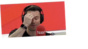 Mark Wright in tears live on air as he grieves late uncle Edward after his battle with Covid-19