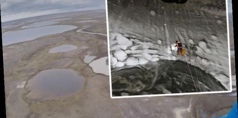 Russian mystery: Siberia's 'colossal' exploding craters spark concerns for Arctic
