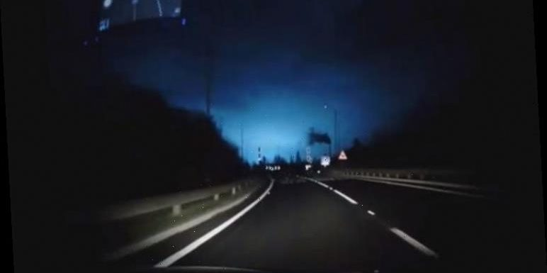 Giant flash of light caused M5 power outage a day after meteor – 'What was it?'