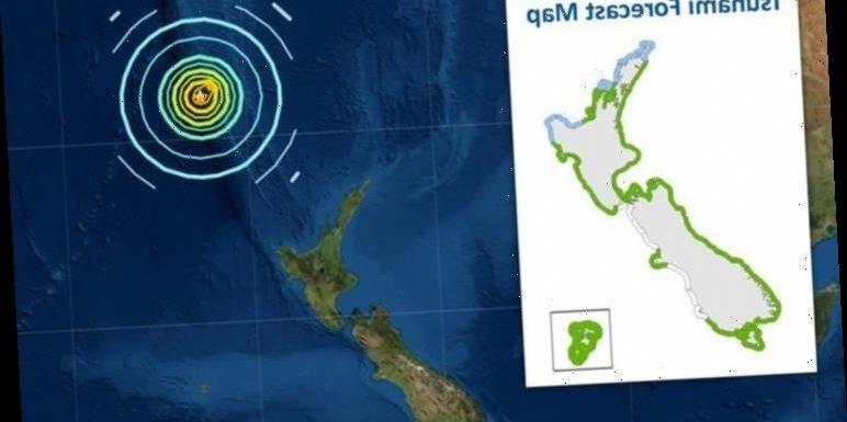 New Zealand tsunami: World's strongest quake in 2 years rocks Kermadec Islands – Mag 8.1