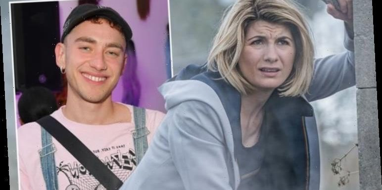 Doctor Who: Jodie Whittaker 'replaced' by Olly Alexander as star teased 'lips are sealed'