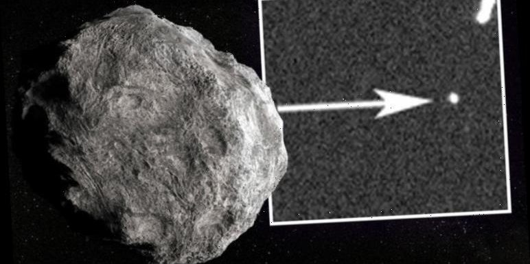 Asteroid Apophis: Colossal 'God of Chaos' asteroid pictured ahead of tonight's safe flyby