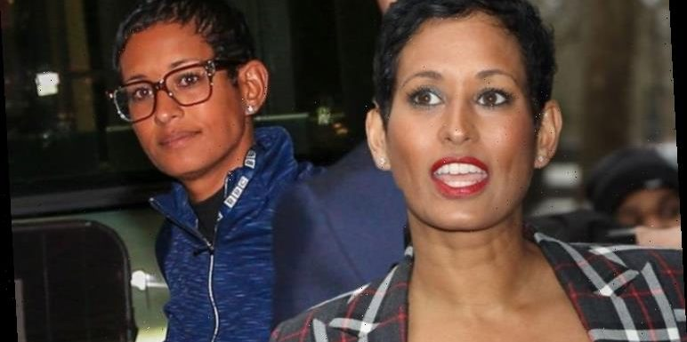Naga Munchetty: BBC Breakfast host broke down after racist insult 'I started crying'