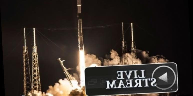 SpaceX launch LIVE stream: Watch Elon Musk blast next Starlink batch into orbit tonight