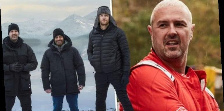 Paddy McGuinness warns Top Gear viewers of 'unpleasant' scenes in new series
