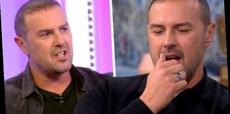 Paddy McGuinness: Top Gear host recalls dad's unexpected reaction to his first car crash