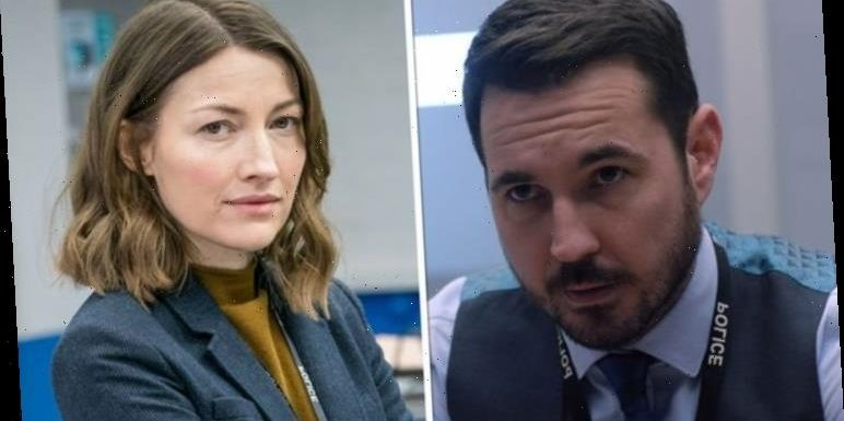 Line of Duty series 6: Martin Compston teases 'big climax' coming up 'Building to this'